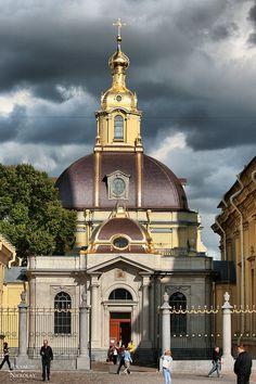 St. Peterburg, Russia.