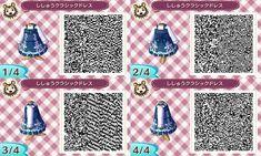 Blue lolita dress