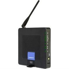 Linksys by Cisco Wireless G Broadband Router With 2 Phone Ports on Sale