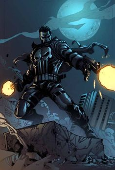 Punisher by Dexter Soy.
