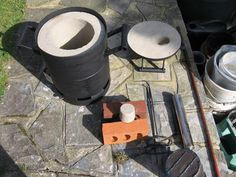Metal casting furnace