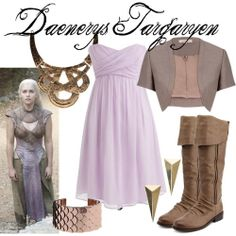 """Character: Daenerys """"Dany"""" Targaryen Fandom: Game of Thrones/A Song of Ice and Fire Episode: Valar Morghulis Buy it here!"""