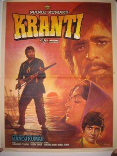 KRANTI (1981)