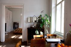 Freunde von Freunden — Petar Petrov — Fashion Designer, Apartment & Studio, Mariahilf, Vienna — http://www.freundevonfreunden.com/interviews/petar-petrov/