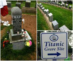 Titanic graves  Halifax N.S.