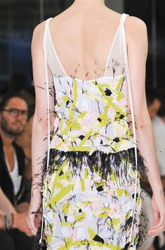 Chado Ralph Rucci at New York Spring 2015 (Details)