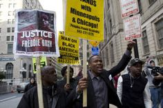 Inflicting more pain on Baltimore: Mistrial in Freddie Gray case yet another example of system failing us