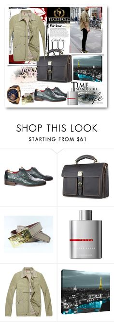 """""""Tucci Polo 25"""" by ane-twist ❤ liked on Polyvore featuring Gentry, Burberry, Prada, Zara, ArtWall, women's clothing, women's fashion, women, female and woman"""