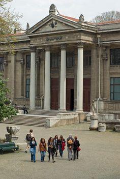 İstanbul  Archaeology Museum (İstanbul Arkeoloji Müzesi)