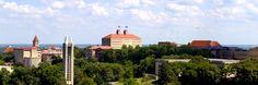Lawrence, Kansas  Home of the Jayhawks!