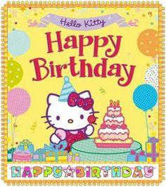 Hello Kitty ♡ Happy birthday