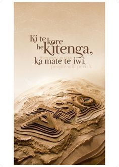 A collaborative project between the Maori language school, Te Puna Wanaka and the Design school, where the Maori students each wrote a small proverb that we visually interpreted into poster and banner typographic pieces. Hawaiian Tribal Tattoos, Samoan Tribal, Filipino Tribal, Hawaiian Quotes, Maori Words, Learning Stories, Cross Tattoo For Men, Nz Art, Borneo Tattoos