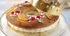 Aprende a preparar Roscón de reyes con chocolate blanco con las recetas de Nestle Cocina. Elabórala en casa con nuestro sencillo paso a paso. ¡Delicioso! #NestleCocina