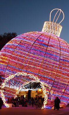 Where to See the World's Best Holiday Lights