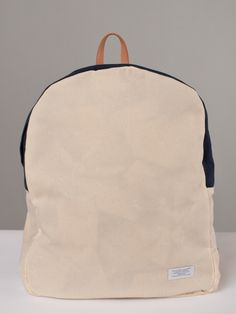 08315092e42 Draught Dry Goods Waxed Canvas Backpack
