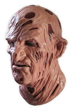 Masque de Freddy en Latex Horror Show, Horror Movies, Latex, Monster Mask, Mask Makeup, Masked Man, Halloween Masks, Halloween Party, Classic Monsters