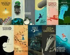 Ghibli cover
