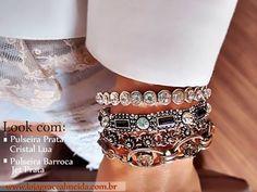 Acessórios para tirar todos os looks do sério!! Na loja virtual: www.lojagracealmeida.com.br #accessories #braceletes #bijuteriasemcuritiba #bohochic #blogger #curitiba #chic #design #estilo #fashion #fashionismo #fashionstyle #fashionblogger #glam #habdmade #healthylifestyle #hippiechic #instafashion #inverno2015 #joias #jewelry #lifestyle #lookverao #trend #moda #lookdodia #spring
