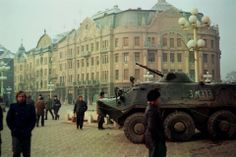 Revolution of 1989 Romanian Revolution, Timisoara Romania, Bucharest, Capital City, Military Vehicles, Past, World, Places, Cold War
