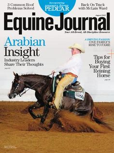 Equine Journal (August 2012)  http://issuu.com/hypmagazine1/docs/august_2012