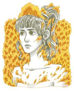 Kelly Leigh Miller Illustration