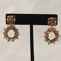 A personal favorite from my Etsy shop https://www.etsy.com/listing/575308897/handmade-chandelier-earrings-gold-cooper