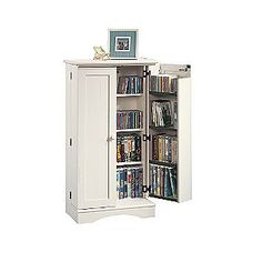 out of sight dvd storage - Dvd Storage Cabinet