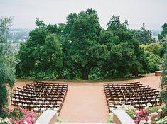 A Romantic Wedding at Quail Ranch