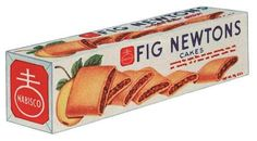 cardboard box Fig Newtons!