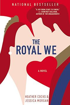 "Book 51- a book based on a true story: The Royal We. // We're gonna call this one ""loosely inspired"" by a certain Royal British couple (girl meets Prince at university, Prince has a younger, mischievous, ginger brother, etc). I was expecting pure fluff, and was pleasantly surprised at the depth...it's still a light read, but there's good plot. 4 stars."