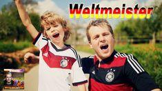 """Tobee´s Fussball WM Song 2014 - """"Weltmeister werden wir in diesem Jahr"""". Das offizielle Musikvideo. http://mallorcahitstv.de/2014/05/fussball-wm-song-2014-weltmeister-tobee/"""