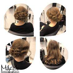 Mi már készülünk az esküvő szezonra :D  www.magdiszepsegszalon.hu/blog/eskuvoi-konty-hogy-nagy-nap-emlekezetes-legyen/  #beautysalon #hairstyle #hairstyles #hairs #hairsalons #hairbunmaker #hair #prilaga #hairfashion #hairbuns #hairsalon #hairdresser #hairbun #hairofinstagram #hairoftheday #konty #menyasszony #kiengedettkonty#magdiszepsegszalon Nap, Marvel, Blog, Blogging