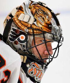 NHL Goalie Masks By Team | NHL Goalie Masks by Team ('09-'10) - Brian Boucher | Sports ...