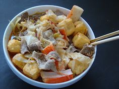 How to make Chinese Hot Pot (for one or a group)