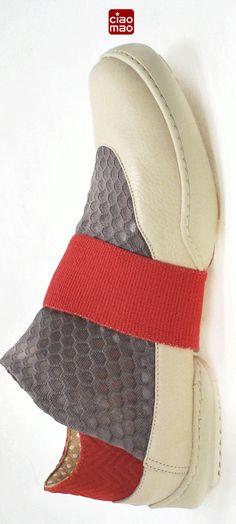 Ar condicionado - Tênis MEIA LIGA - Women's sneakers - www.ciaomao.com