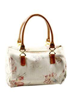 love this floral duffel bag!!!