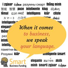 Language and Business