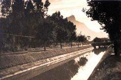 Avenida Visconde de Albuquerque, Leblon, a partir dos anos 30.