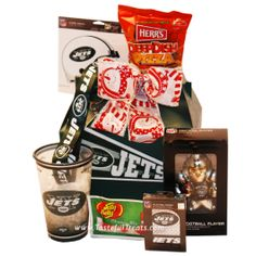 New york jets easter basket a fun basket to send for young grid new york jets christmas gift basket negle Gallery