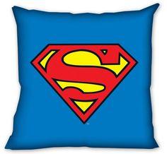 Cojín Superman, logo