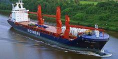 Maersk, Hapag and Rickmers in rough seas