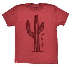 Cactus T-shirt (2 Color Options)