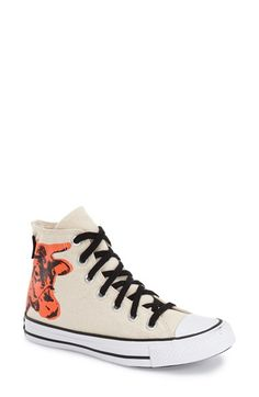 Converse Chuck Taylor® All Star® Andy Warhol Collection High Top (Women)  Converse 9e41c9dcf9