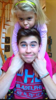 Nash ur such and amazing and wonderful person and I can't describe how much I love u and not just for ur looks ur personality u are soo nice to ur amazing little sister. I wish I had an older brother like u funny,amazing,joyful and all around just amazing I love u soo much Nash and If u see this please no it comes from the hear @ItsNashGrier