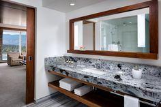 Fairmont Gold Corner Suite Bathroom