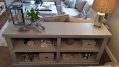 Sideboard (now I know what that is!) | Do It Yourself Home Projects from Ana White