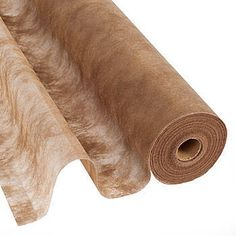 Brown gossamer fabric decorates ceilings, walls, and tables. Buy brown gossamer at Stumps Party today!