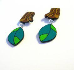Branch Earrings