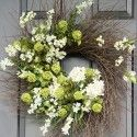 StoneGable: SUMMER INITIAL WREATH DIY