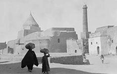 Nouri mosque in Mosul